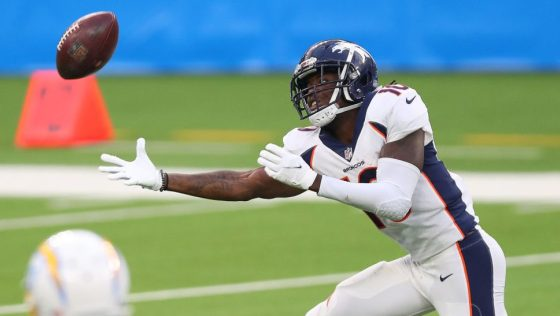 Jerry Jeudy: Concentration and focus will lead to fewer drops